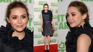 Get The Olsen Look: Elizabeth Olsen Thumbnail