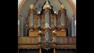 Cor van Wageningen - Dietrich Buxtehude - Schnitger organ