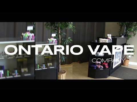 Ontario Vape Company - E-cigarette & e-liquid store