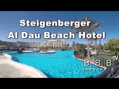 Египет. Лучшие 5-звездочные отели Хургады: Steigenberger Al Dau Beach Hotel
