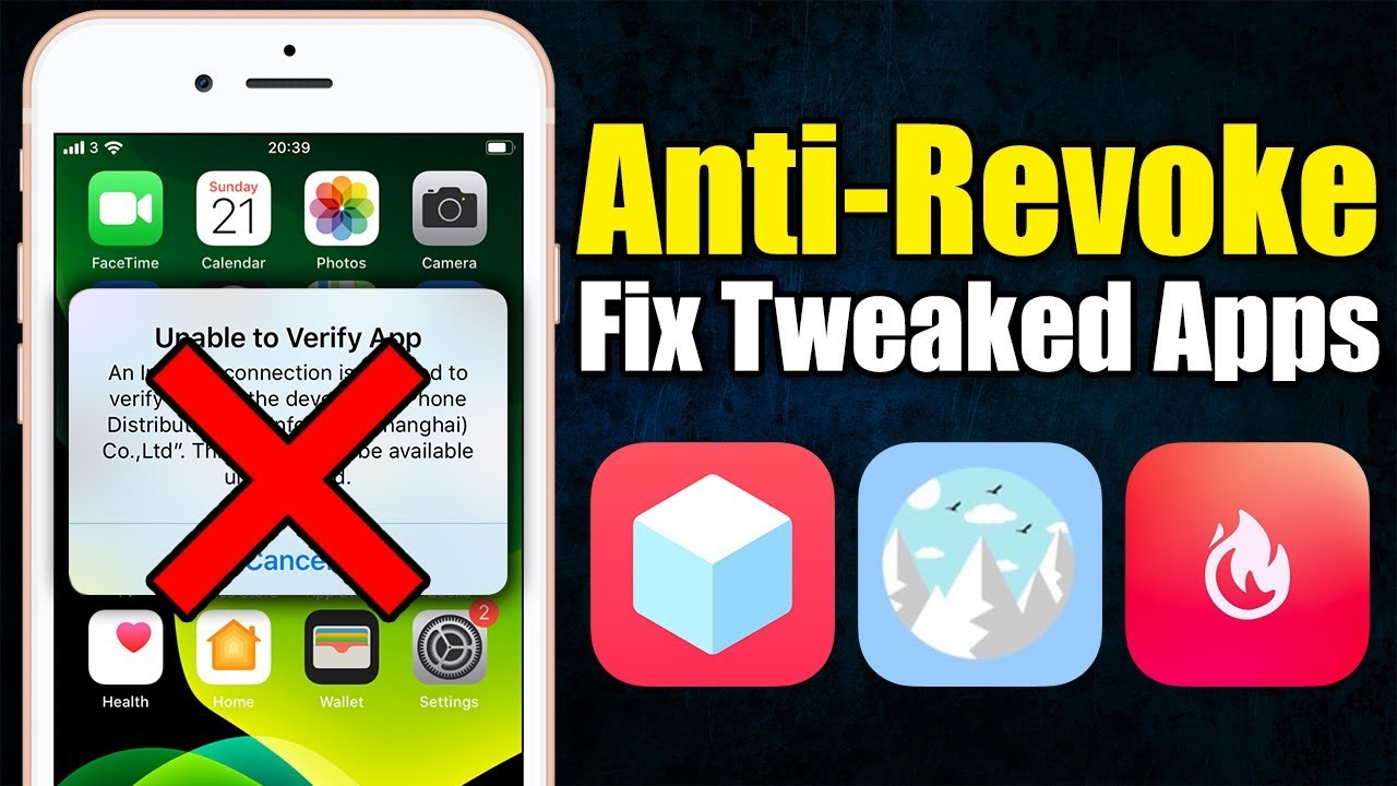 How to Stop Hacked Apps (TweakBox, AppValley, Ignition