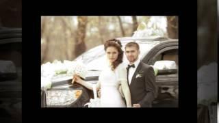 слайдшоу свадьба в Благовещенске