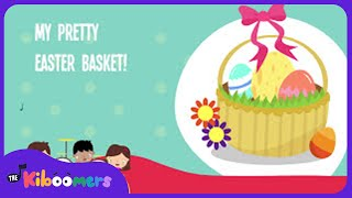 Easter Basket Song | Kids Song | Easter Song | Lyrics | Nursery Rhyme