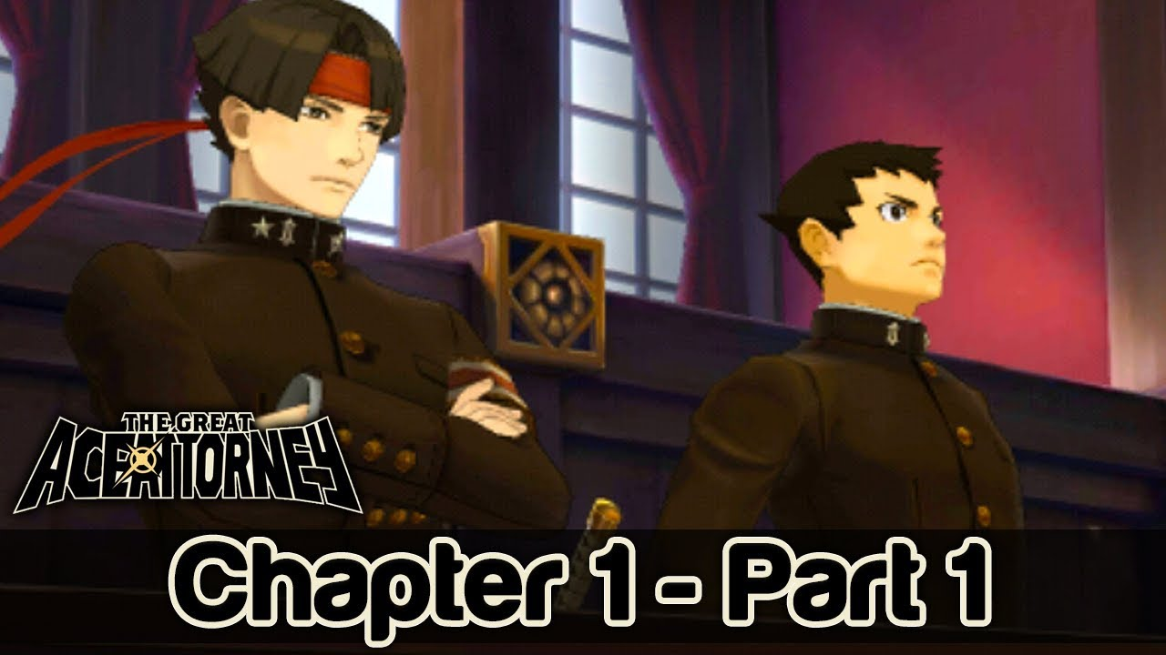 Ace Attorney Spirit Of Justice Rom Decrypted