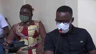Point presse du gouvernement Covid-19 du 1er mai 2020 - Burkina Faso