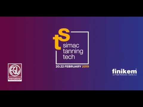 Stand FINIKEM FGL International @ Tanning Tech 2019