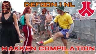DEFQON.1 2018 | THE ULTIMATE HAKKEN COMPILATION!