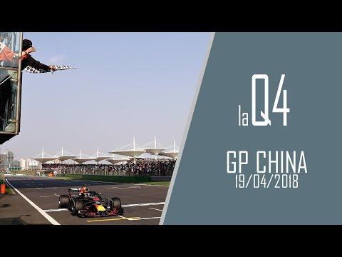 Post GP de China: Ricciardo captura una victoria estratégica | La Q4