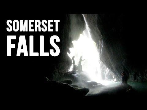 Somerset Falls - Port Antonio, Jamaica