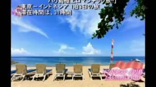 2012年7月28日に放送された「世界!弾丸トラベラー」 「フルーツポンチ...
