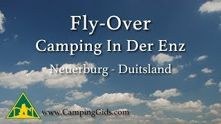 Fly Over Camping In Der Enz