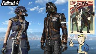 Fallout 4: Уникальная Форма Под Броню С Множеством Настроек