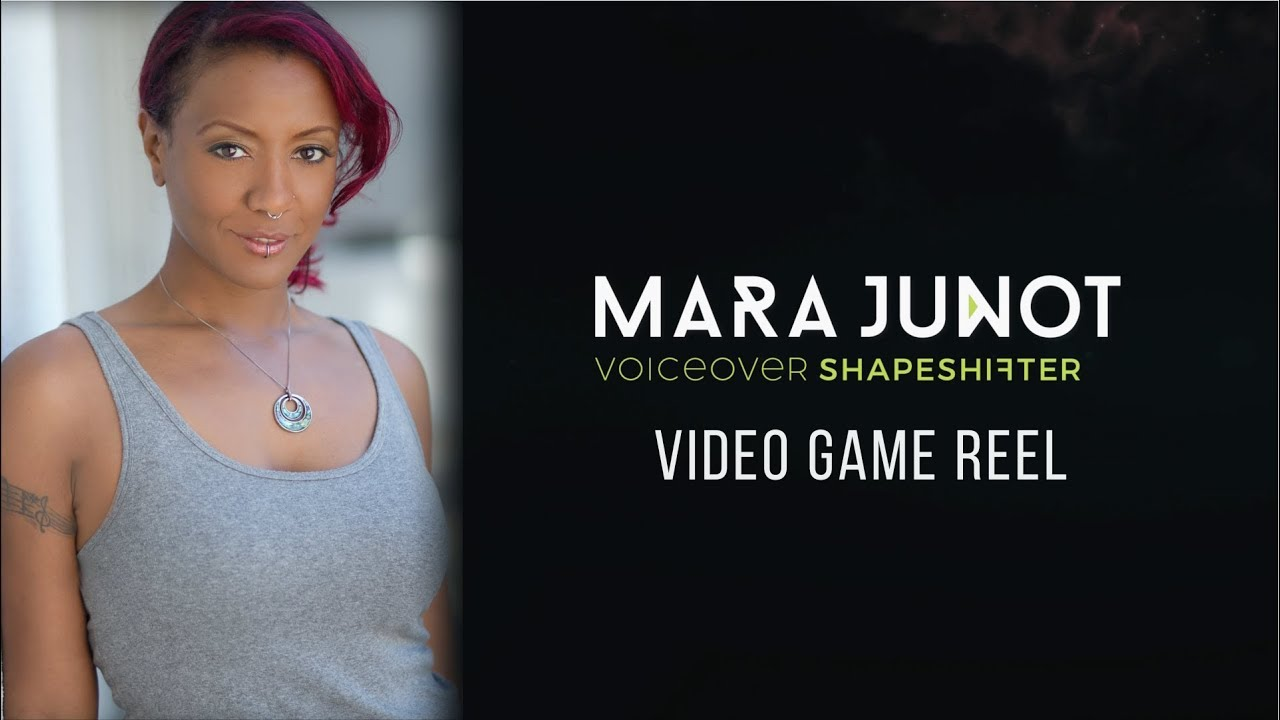 Video Game Reel - Mara Junot