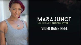 Video Game Reel - Mara Junot Voice Actor
