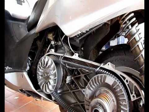 honda silver wing 400 мануал