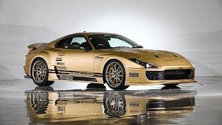 Top Secret Toyota Supra Auction Mental 222-MPH V12 - Automotive Zone