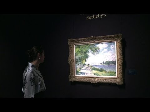 Sotheby's London presents Impressionist and Modern Art sale