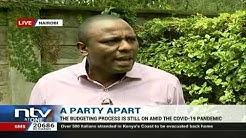 Kikuyu MP, Kimani Ichunwah speaks on the ouster of Murkomen and Kihika
