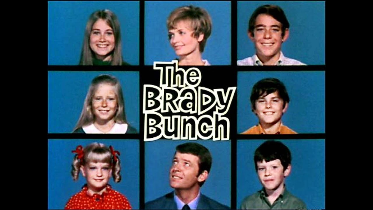 Brady Bunch TV Theme Karaoke - YouTube