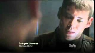 "Stargate Universe Season 2 Episode 16 ""The Hunt"" Promo Trailer Syfy"