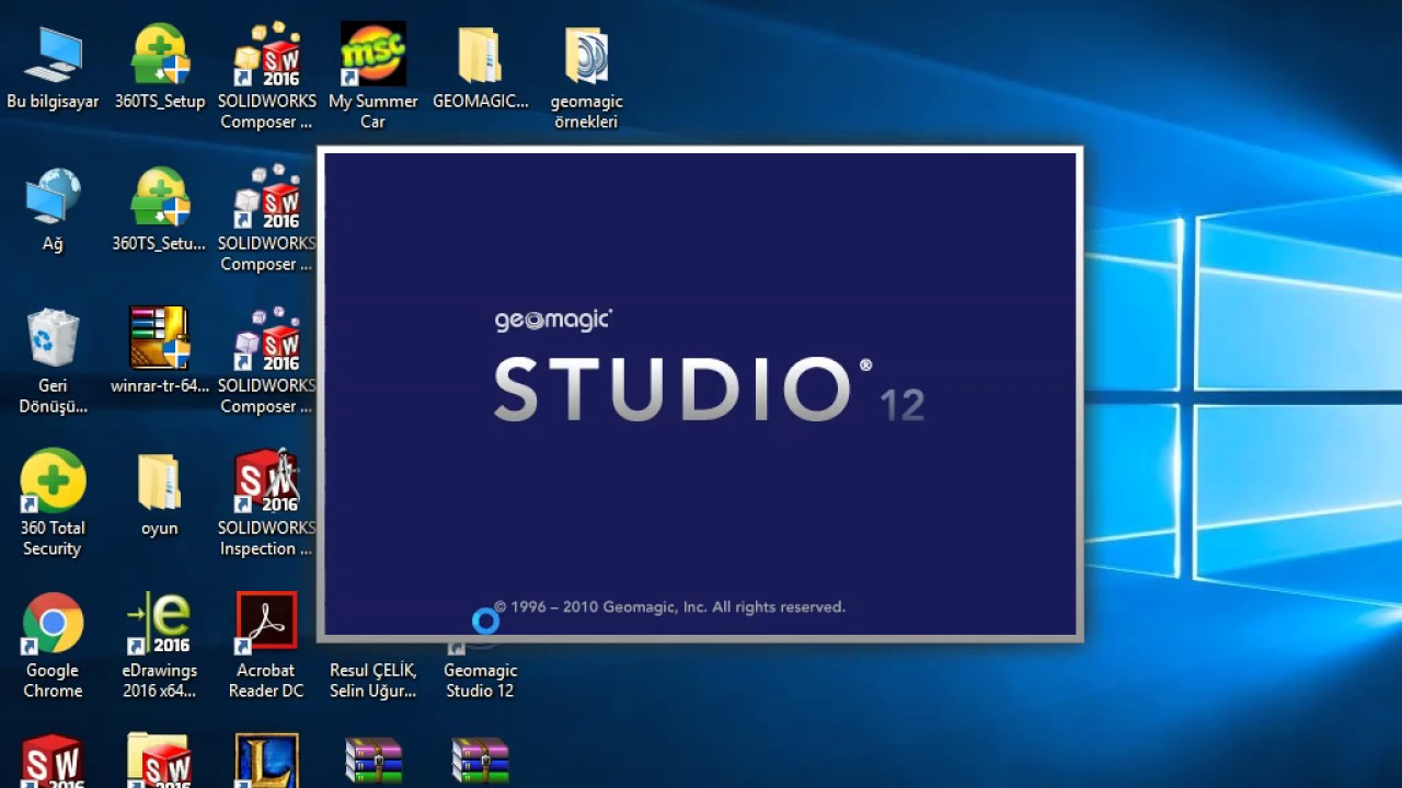 geomagic studio 12 crack