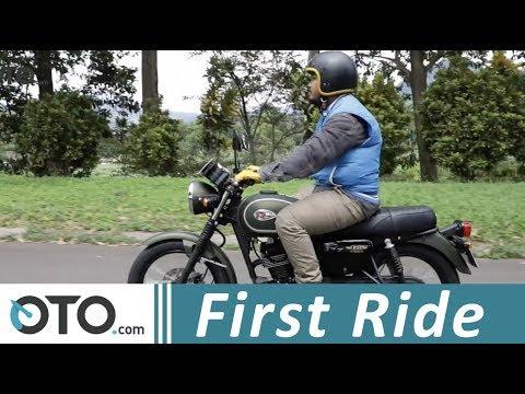 Kawasaki W175 First Ride Retro Lincah Dan Murah Tapi Apa