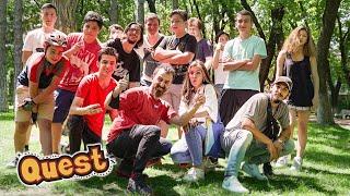 დაძაბული თამაში გამომწერებთან ერთად, ვინ მოიგებს პრიზს? | GD Squad Vlog 039
