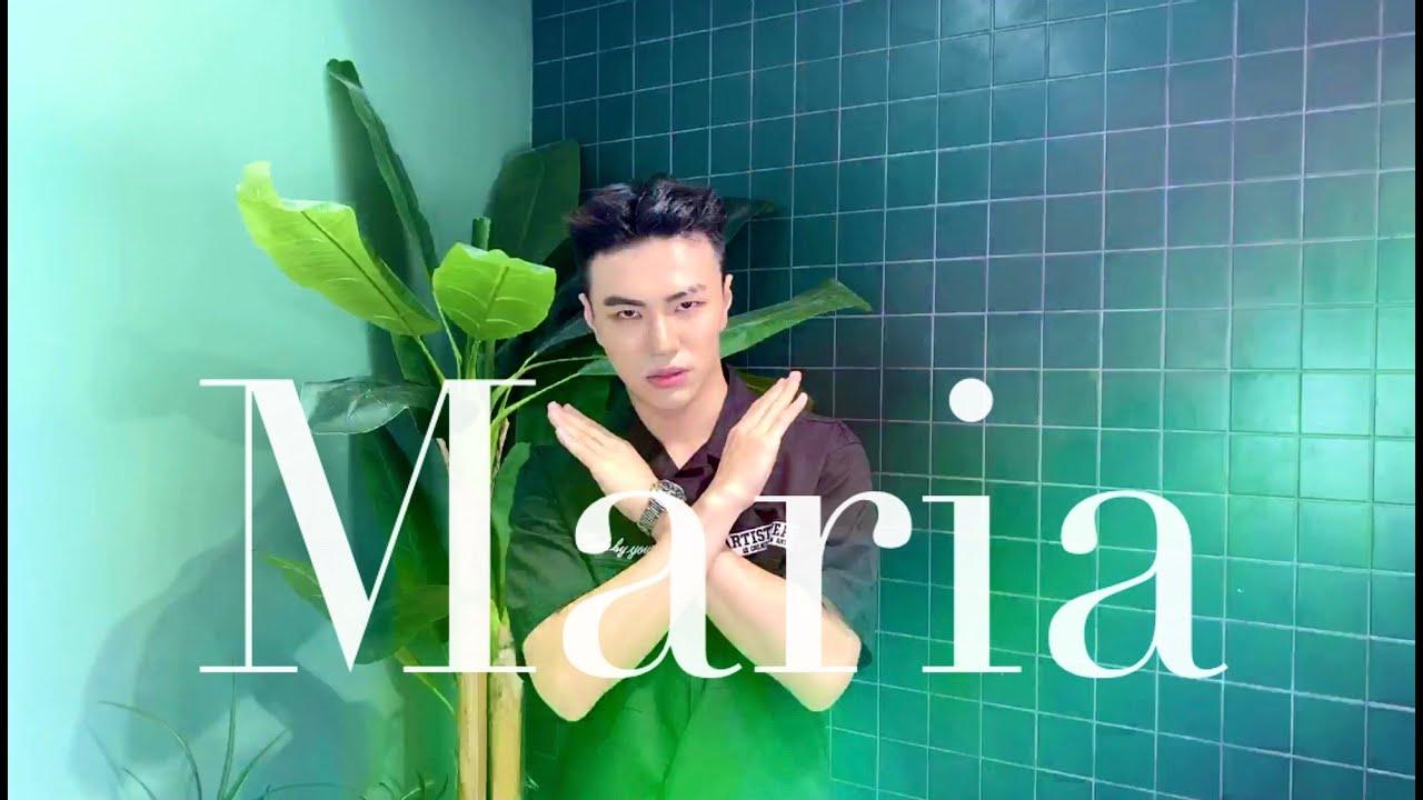 'Hwa Sa(화사)-Maria(마리아)' COVER by VANNER(배너)-TAEHWAN(태환)