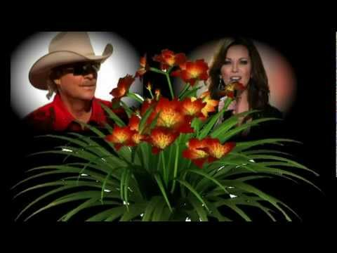 "Alan Jackson & Martina McBride - ""Louisiana Woman, Mississippi Man"""