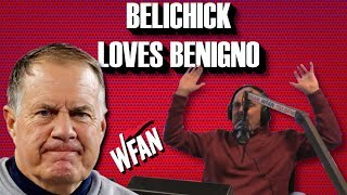 Bill Belichick Loves Joe - Joe & Evan