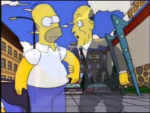 Colonel Klink  The Last Temptation of Homer