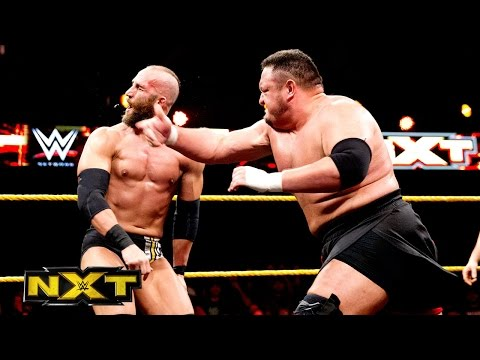 Tommaso Ciampa vs. Samoa Joe: WWE NXT, Dec. 2, 2015