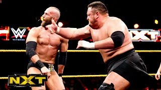 Tommaso Ciampa vs. Samoa Joe: WWE NXT, Dec. 2, 2015