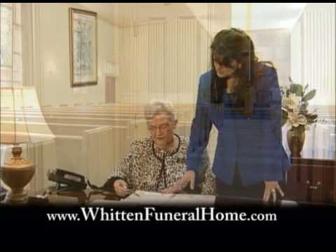 Whitten Funeral Homes TV Commercial 2017
