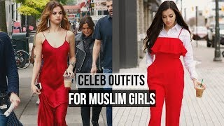Making Revealing Celebrity Outfits Halal | Selena Gomez