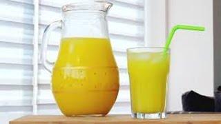 Limonata Nasıl Yapılır ? (Limonata)
