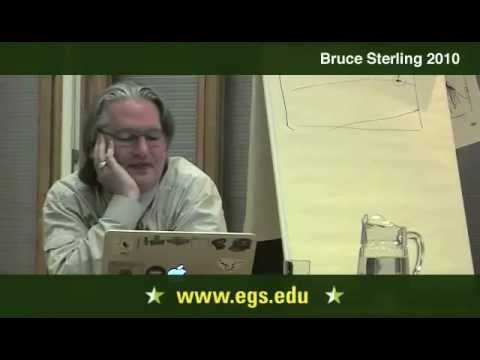Bruce Sterling Historical Narrative Futurism And Emergent Network