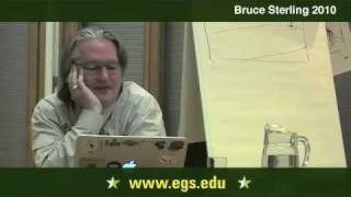 Bruce Sterling. Historical Narrative, Futurism and Emergent Network Culture. 2010