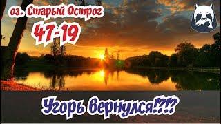 РУССКАЯ РЫБАЛКА 4! УГОРЬ ВЕРНУЛСЯ! т. 47-19