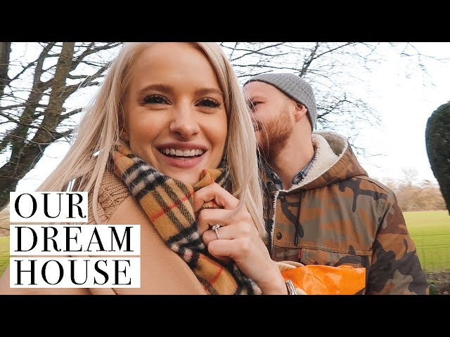 WE FOUND A HOUSE WE LOVE -  HOUSE HUNTING VLOG