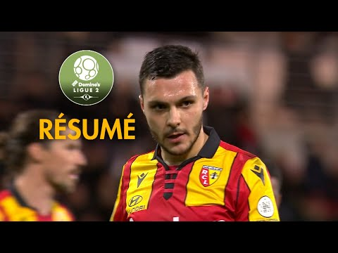 Chateauroux Lens Goals And Highlights
