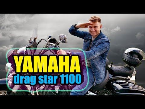 Разгромный обзор мотоцикла Yamaha Drag Star XVS 1100 - Ямаха драгстар 1100, драг стар