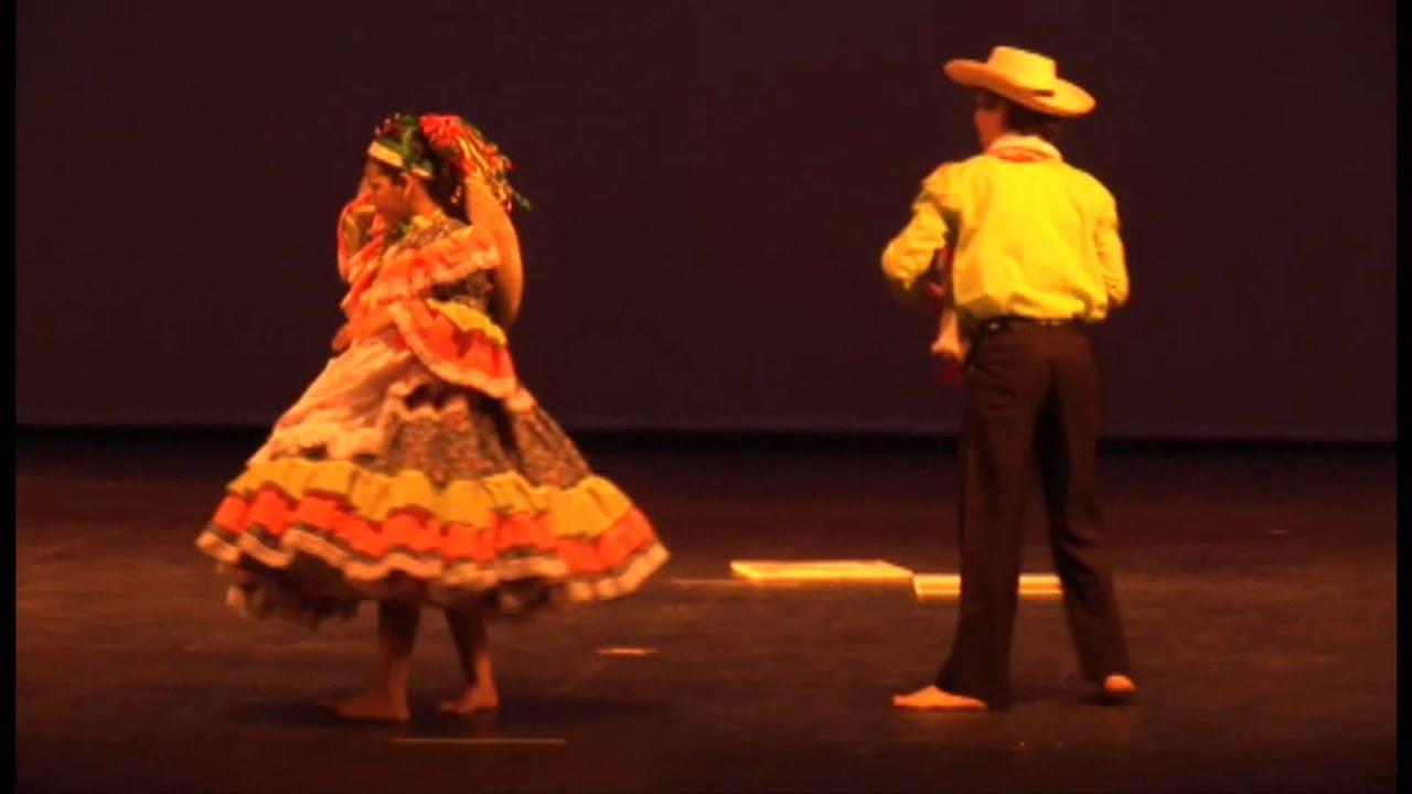 Danzas del departamento del Huila (Colombia)
