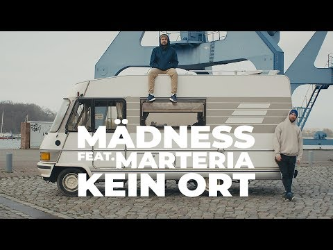 preview Mädness feat. Marteria - Kein Ort (prod. von Enaka) from youtube