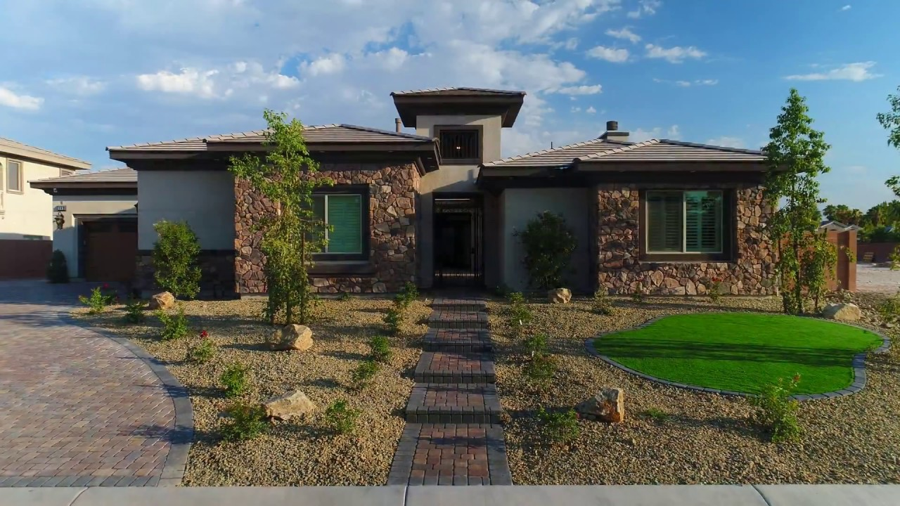 House For Sale Las Vegas Nv San Papino Ct New Construction