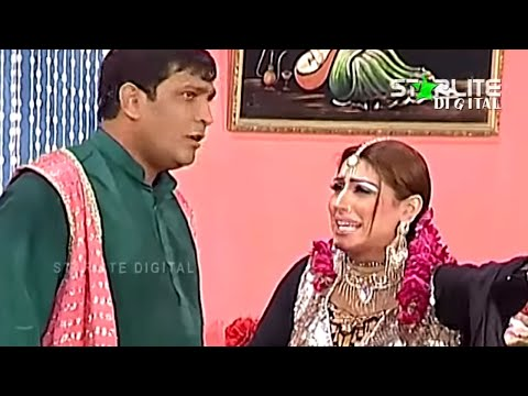 Best Of Shahid Khan and Asha Choudhary New Pakistani Stage Drama Full Comedy Funny Clip