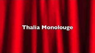 Percy Jackson Monolouges-Thalia and Sea Naiad