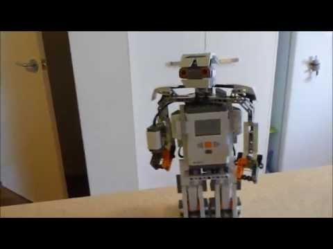4 Basic Robots - Lego NXT Mindstorms