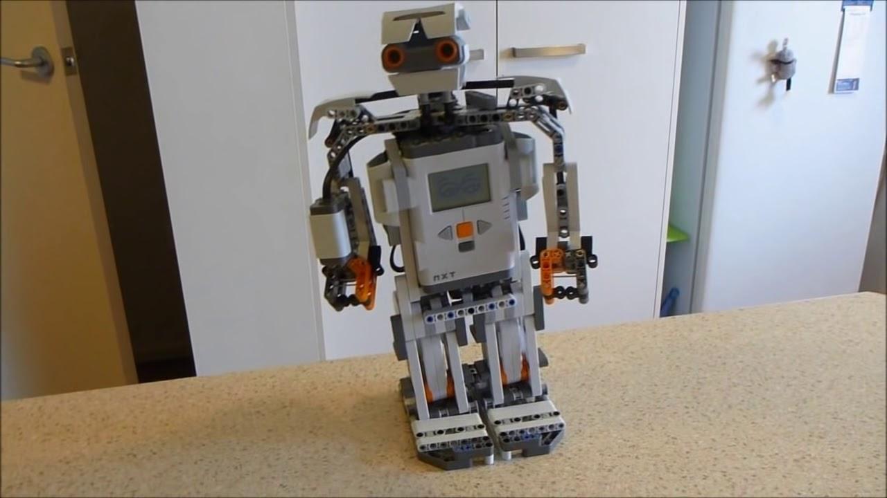 simple robots using primitives