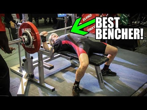 Try Powerlifter Jen Thompson S Favorite Tip For A Stronger Bench